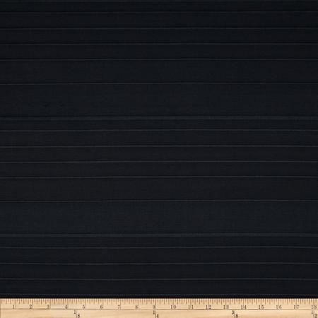 Nautica Oyster Bay Stripe Jacquard Navy Fabric By The Yard