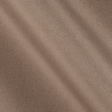 Nylon Canvas Brown Fabric