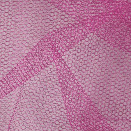 Nylon Netting Fuchsia Fabric By The Yard