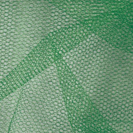 Nylon Netting Jade Fabric By The Yard