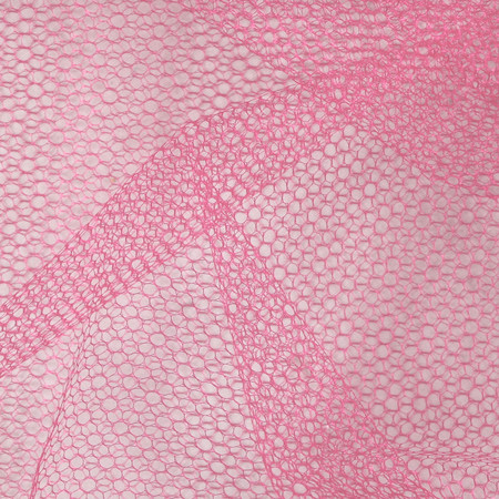 Nylon Netting Paris Pink Fabric By The Yard