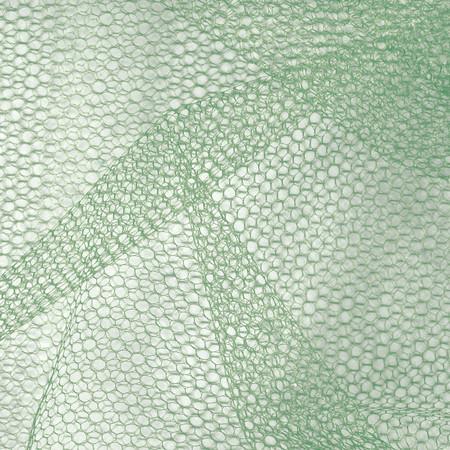 Nylon Netting Sage Fabric By The Yard