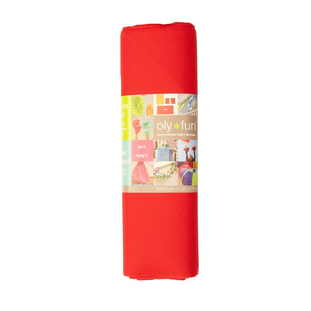 OLYFUN Multi Purpose Craft Fabric Cherry Pop