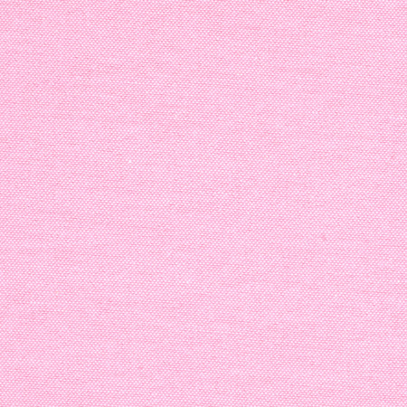 Oxford Shirting Solid Pink Fabric