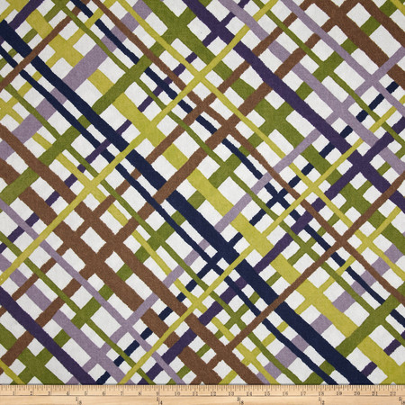 P Kaufmann Mad Plaid Sonoma Fabric