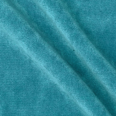P Kaufmann Obsession Velvet Teal Fabric By The Yard