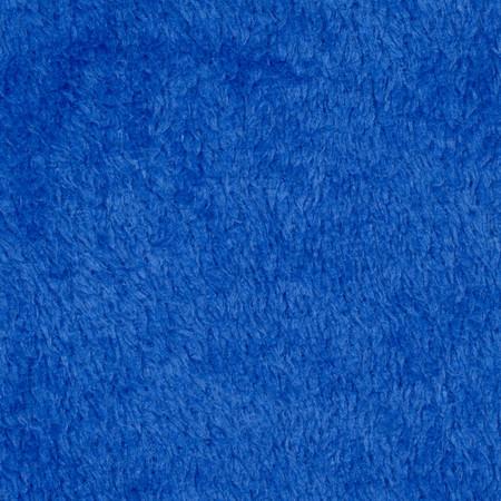 Plush Coral Fleece Sapphire Fabric By The Yard