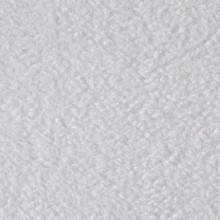 Polar Fleece Solid Ivory Fabric By The Yard