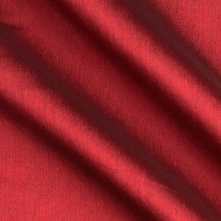 Poly Two Tone Chiffon Cranberry Fabric By The Yard