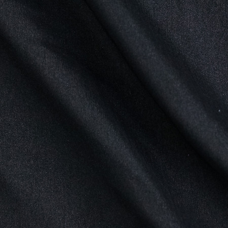 Poly Two Tone Chiffon Black Fabric By The Yard