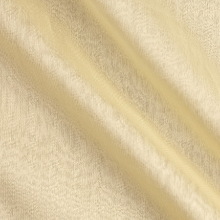 Poly Two Tone Chiffon Champagne Fabric By The Yard