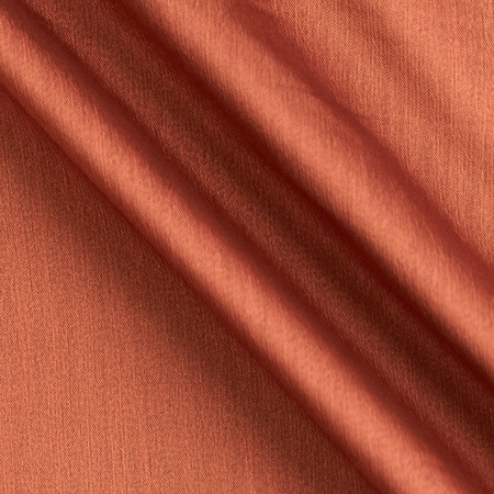 Poly Two Tone Chiffon Rust Fabric By The Yard