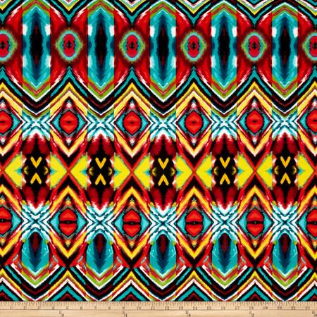 Ponte de Roma Aztec Abstract Multi Fabric