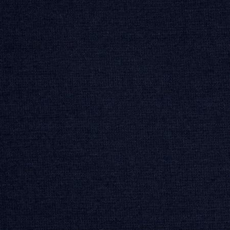 Ponte de Roma Knit Dark Navy Fabric By The Yard