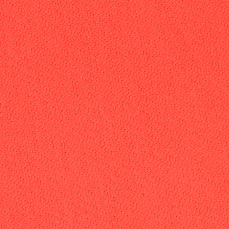 Ponte de Roma Solid Neon Coral Fabric By The Yard