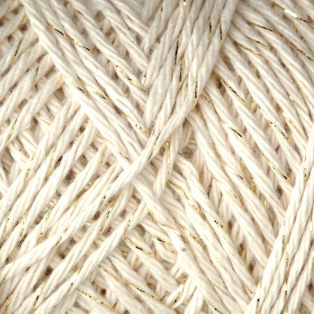 Premier Home Cotton Grande Holiday 06 Cream Gold