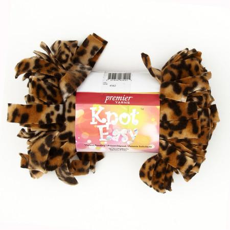 Premier Knot Easy Yarn (1001-06) Cheetah Tan