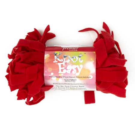 Premier Knot Easy Yarn (1004-07) Red