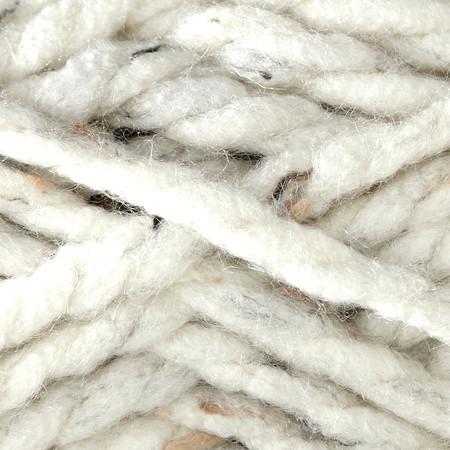 Premier Mega Tweed Super Bulky Yarn 05 Cream Tweed