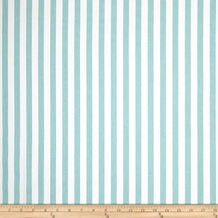 Premier Prints Basic Stripe Twill Canal Fabric By The Yard