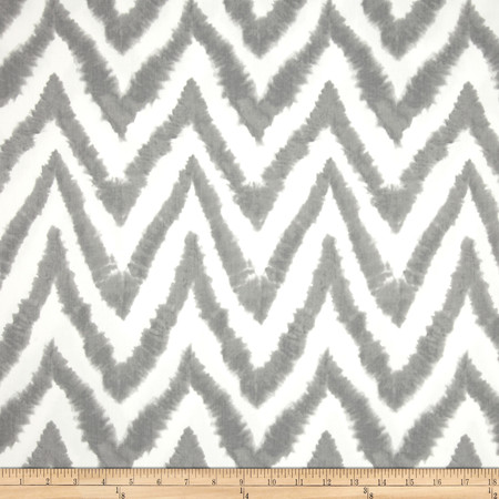 Premier Prints Diva Chevron Twill Storm Fabric By The Yard