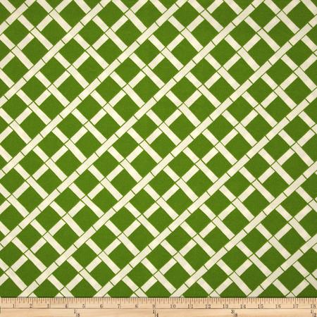 Premier Prints Indoor/Outdoor Cadence Greenage Fabric