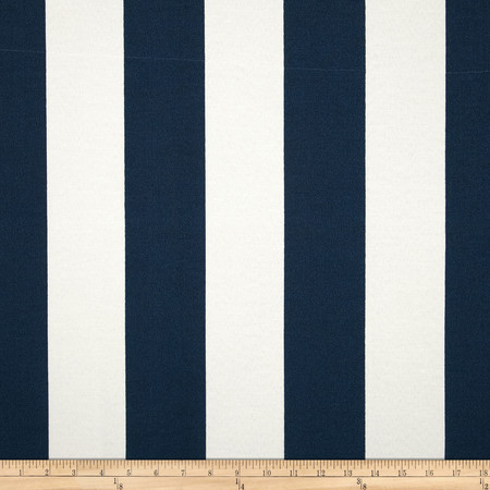 Premier Prints Indoor/Outdoor Vertical Stripe Oxford Fabric By The Yard