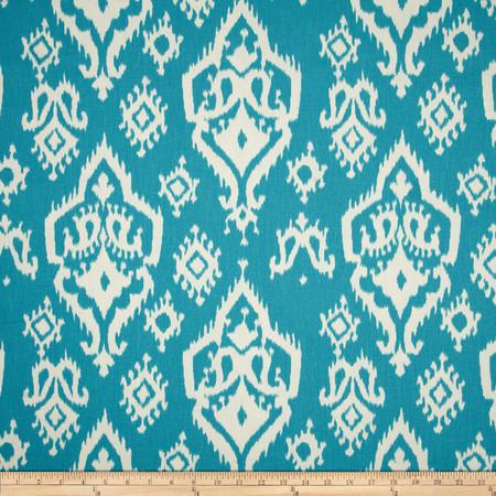 Premier Prints Raji Macon Apache Blue Fabric