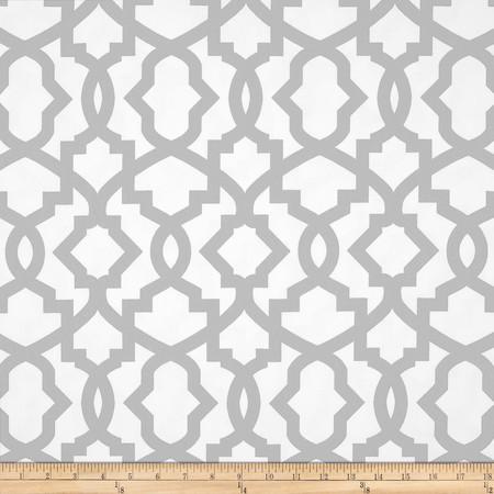 Premier Prints Sheffield French Grey Fabric By The Yard