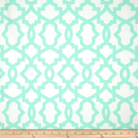 Premier Prints Sheffield Twill Mint Fabric By The Yard