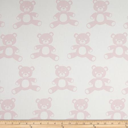 Premier Prints Teddy Twill White/Bella Fabric By The Yard