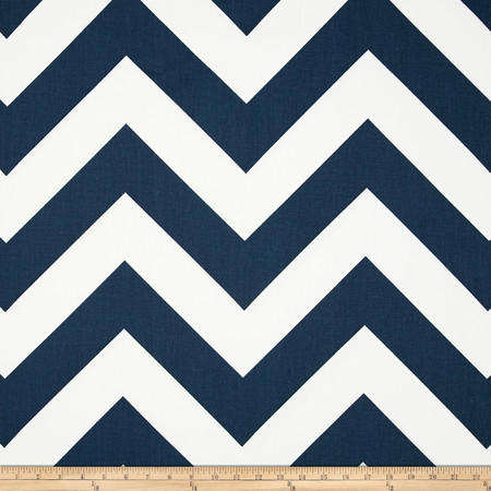 Premier Prints Zippy Premier Navy Fabric By The Yard