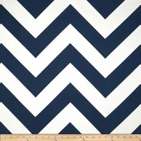 Premier Prints Zippy Slub Premier Navy Fabric By The Yard