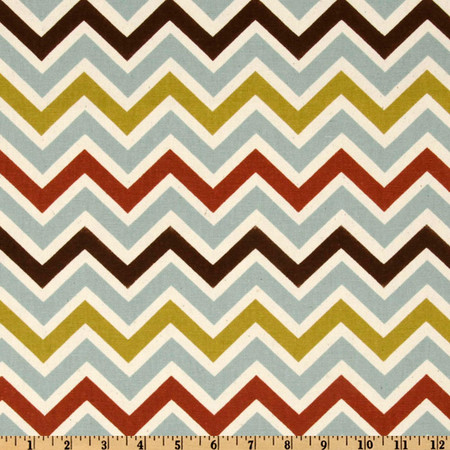 Premier Prints Zoom Zoom Village/Natural Fabric By The Yard