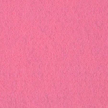 Rainbow Classic Felt 9'' x 12'' Cut Craft Felt Candy Pink
