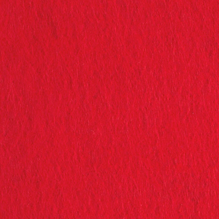 Rainbow Classic Felt 9'' x 12'' Cut Craft Felt Coral Red