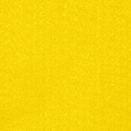 Rainbow Classicfelt 9 x12'' Craft Felt Cut Yellow