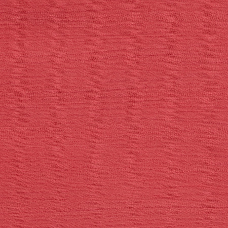 Rayon Crepe Coral Fabric By The Yard