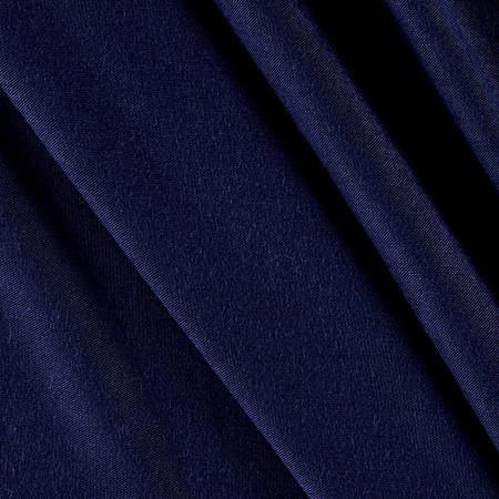 Rayon Spandex Jersey Knit Navy Fabric