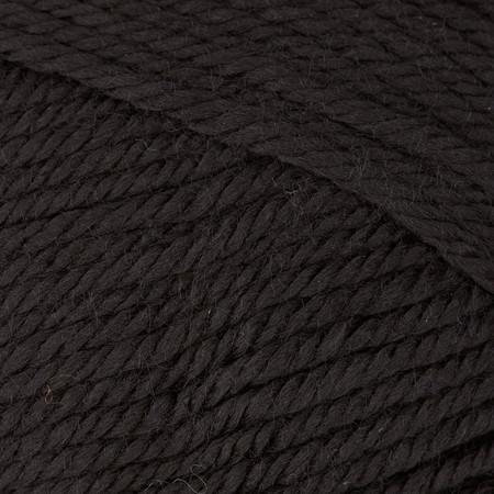 Red Heart Soft Yarn (4614) Black