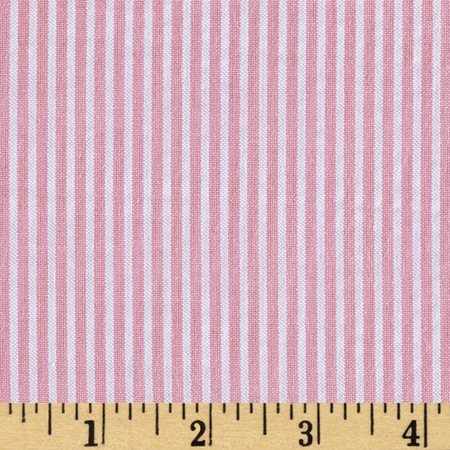 Regatta Seersucker Pink Fabric