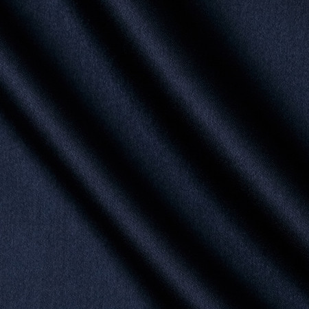 Reversible Crepe Back Satin Navy Fabric
