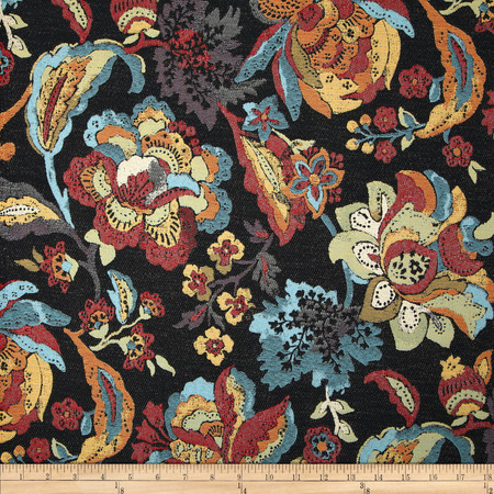 Richloom Arista Jacquard Jewel Fabric