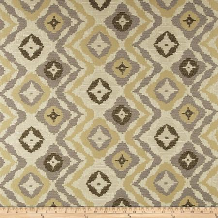 Richloom Canazara Upholstery Jacquard Cotton Field Fabric