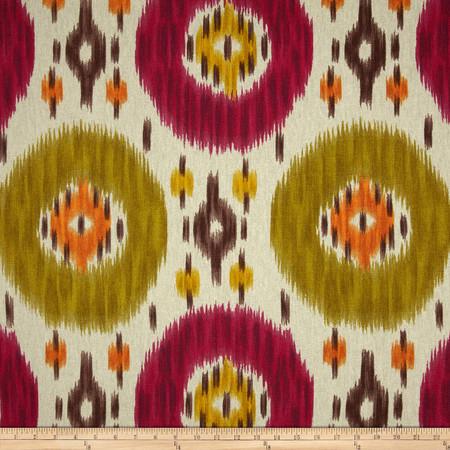 Richloom Duvall Ikat Fiesta Fabric