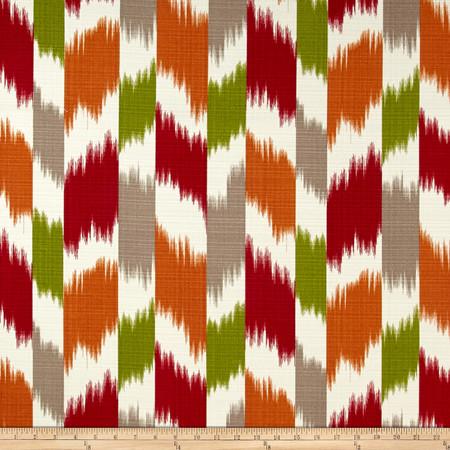 Richloom Indoor/Outdoor Cruze Henna Fabric By The Yard