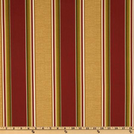 Richloom Indoor/Outdoor Westwind Stripe Pompeii Fabric