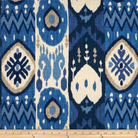 Richloom Kachina Ikat Skorpios Fabric