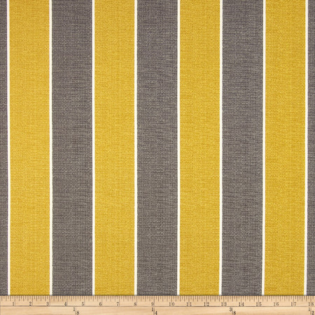 Richloom Solar Outdoor Wickenburg Stripe Patina Fabric