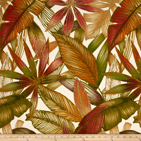 Richloom Solarium Outdoor Cantrell Sierra Fabric By The Yard